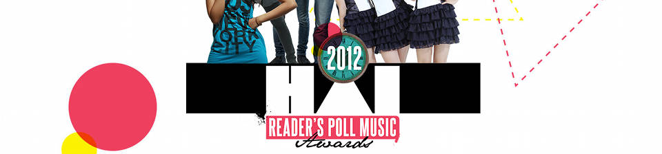 JKT48 is nominated in HAI Reader's Poll Music Awards 2012